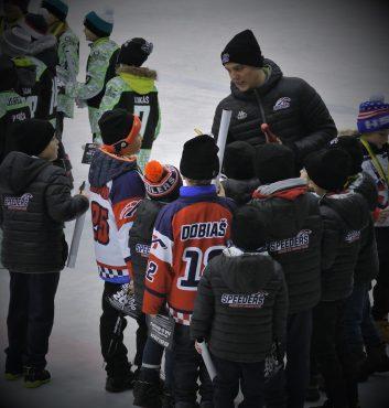 Speeders 2miesto deti hokej uhersky ostroh turnaj 29