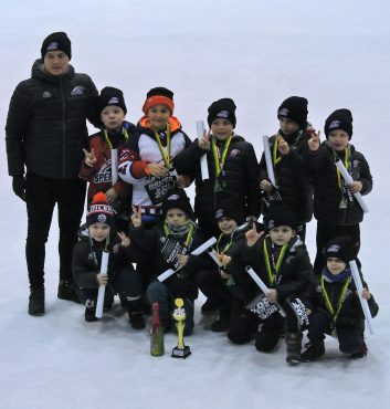 Speeders 2miesto deti hokej uhersky ostroh turnaj 30