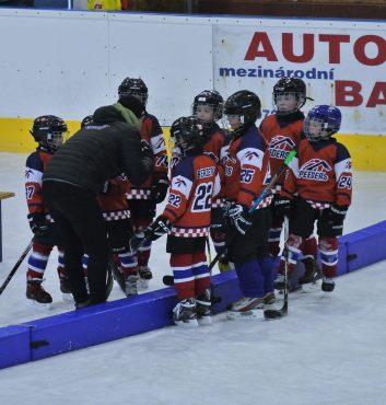 Speeders 2miesto deti hokej uhersky ostroh turnaj 5