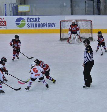 Speeders 2miesto deti hokej uhersky ostroh turnaj 6
