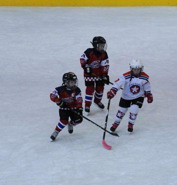 Speeders 2miesto deti hokej uhersky ostroh turnaj 7