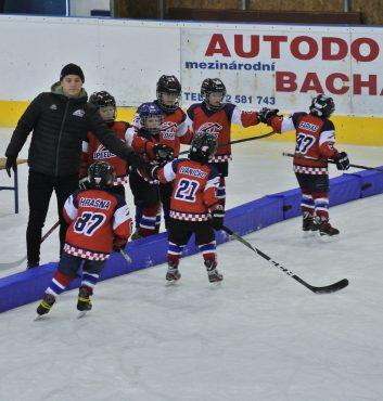 Speeders 2miesto deti hokej uhersky ostroh turnaj 8