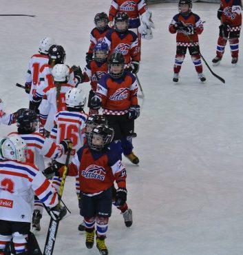 Speeders 2miesto deti hokej uhersky ostroh turnaj 9