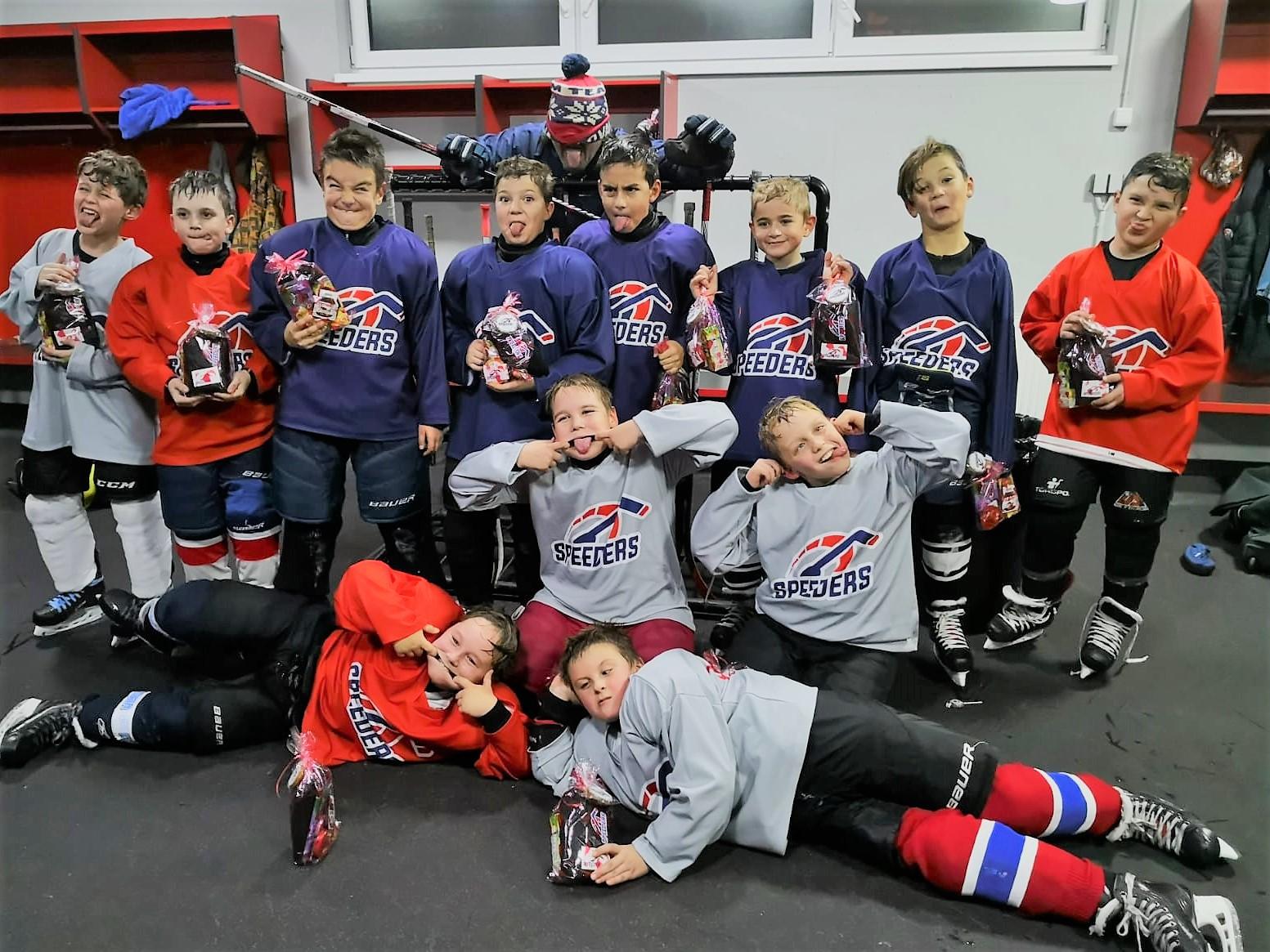 Speeders Hokejovy milulas na lade zimak petrzalka19