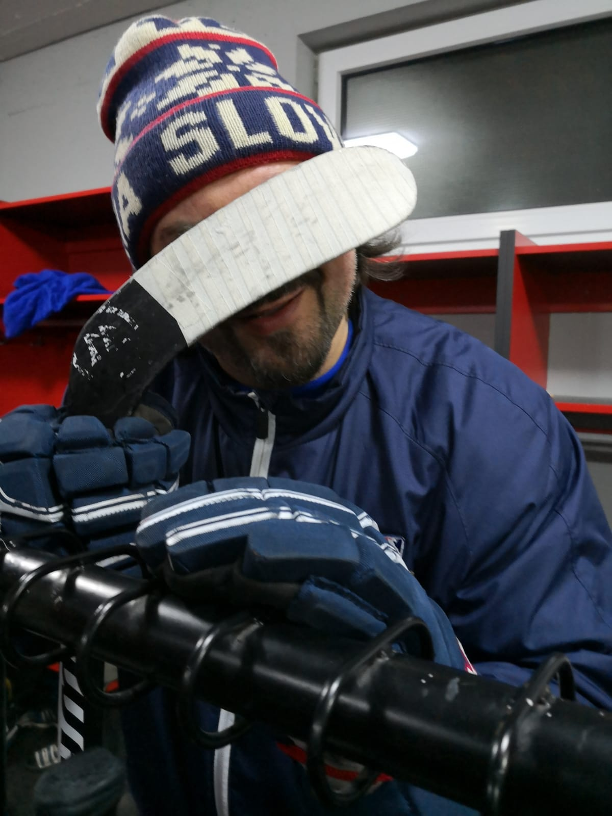 Speeders Hokejovy milulas na lade zimak petrzalkamega