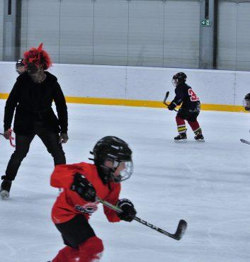 Speeders Hokejovy milulas na lade2
