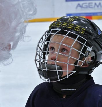 Speeders Hokejovy milulas na lade32