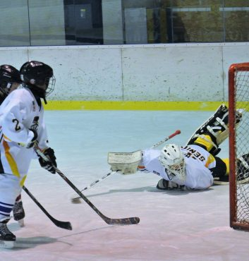 hockey speeders slovenska liga mladez 1