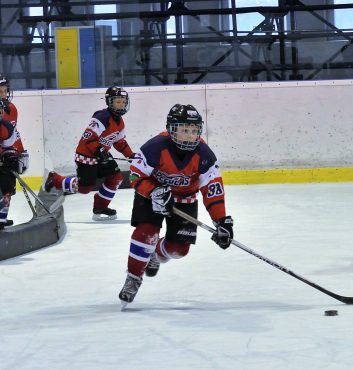 hockey speeders slovenska liga mladez 10