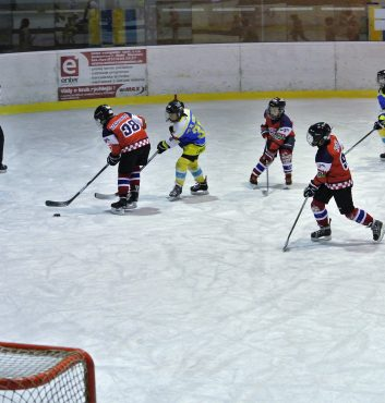 hockey speeders slovenska liga mladez 12