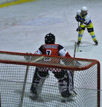hockey speeders slovenska liga mladez 14