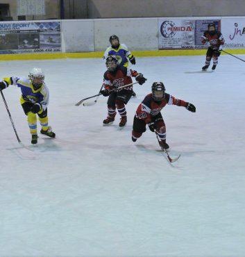 hockey speeders slovenska liga mladez 15