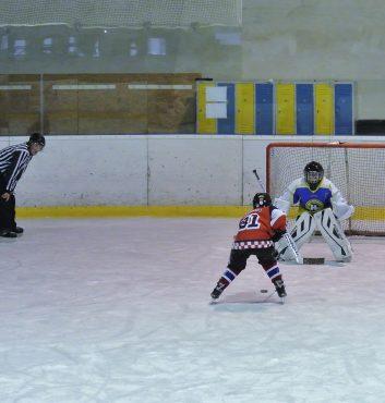 hockey speeders slovenska liga mladez 17
