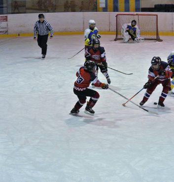 hockey speeders slovenska liga mladez 18