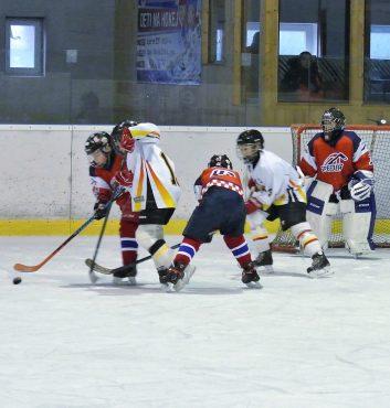 hockey speeders slovenska liga mladez 2