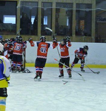 hockey speeders slovenska liga mladez 21