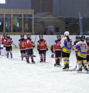 hockey speeders slovenska liga mladez 23
