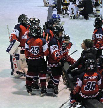 hockey speeders slovenska liga mladez 25