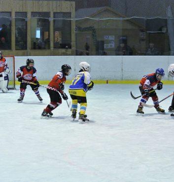 hockey speeders slovenska liga mladez 4