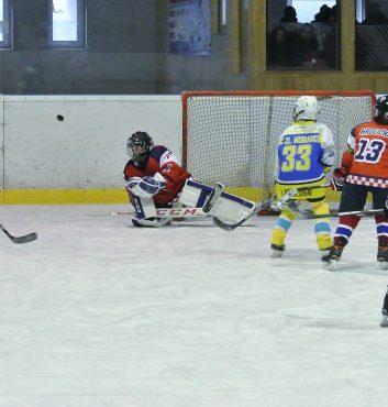 hockey speeders slovenska liga mladez 6