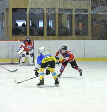 hockey speeders slovenska liga mladez 7