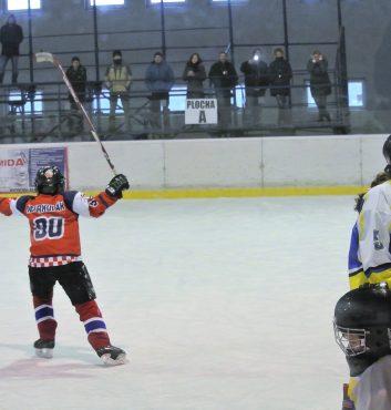 hockey speeders slovenska liga mladez 8