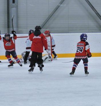 speeders 3miesto hokej turnaj pezinok deti 10