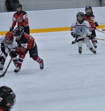 speeders 3miesto hokej turnaj pezinok deti 11