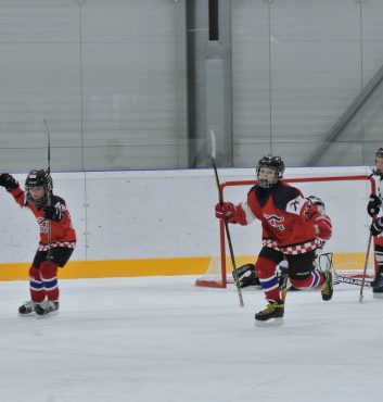 speeders 3miesto hokej turnaj pezinok deti 15