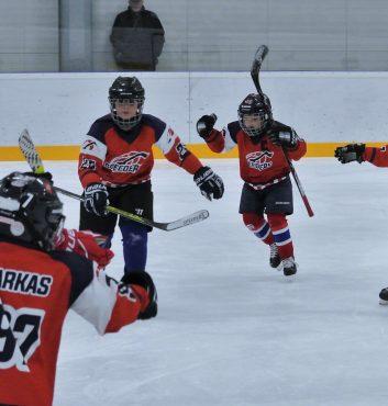 speeders 3miesto hokej turnaj pezinok deti 2