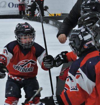 speeders 3miesto hokej turnaj pezinok deti 22