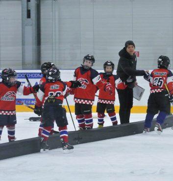 speeders 3miesto hokej turnaj pezinok deti 40
