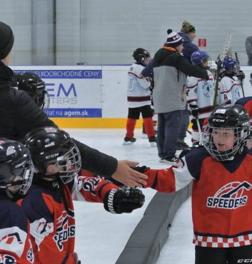speeders 3miesto hokej turnaj pezinok deti 6