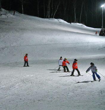 speeders lyze trening zochova chata13