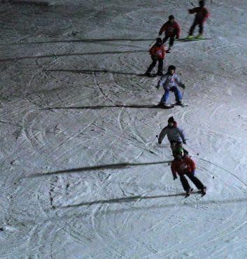 speeders lyze trening zochova chata14