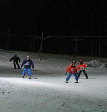 speeders lyze trening zochova chata17
