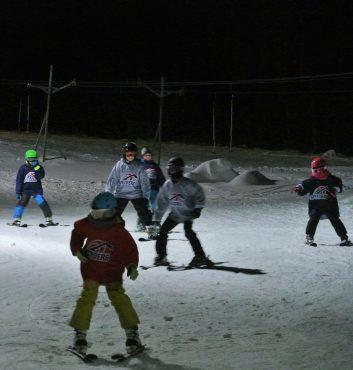 speeders lyze trening zochova chata19