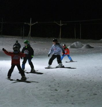 speeders lyze trening zochova chata22