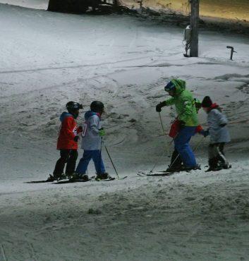speeders lyze trening zochova chata5