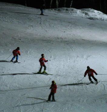 speeders lyze trening zochova chata7